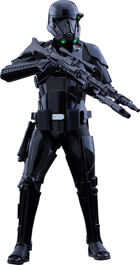 Hot Toys Death Trooper Sixth Scale Figure