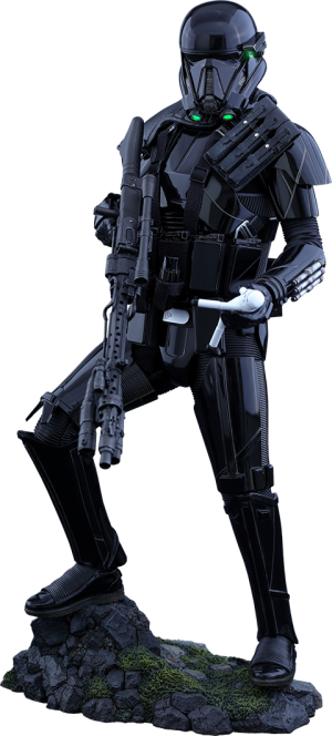 Death Trooper Specialist Deluxe Version Sixth Scale Figure