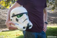 Gallery Image of Stormtrooper Helmet Prop Replica