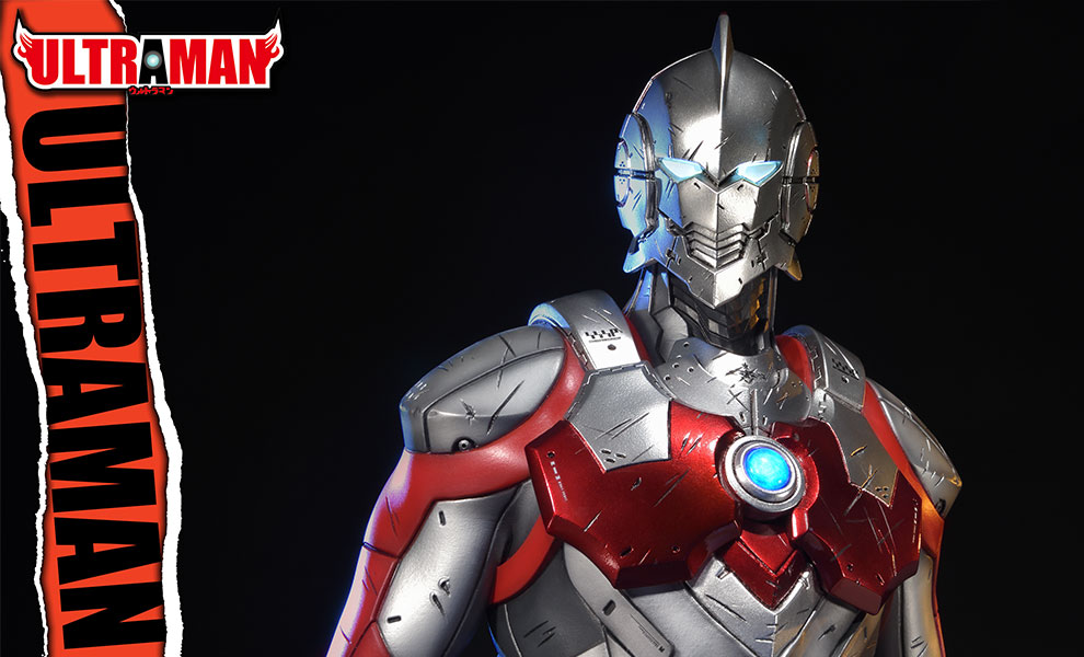 Gallery Feature Image of Ultraman Statue - Click to open image gallery