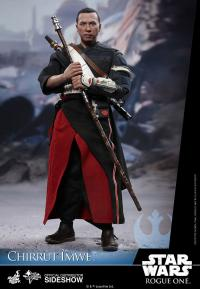 Gallery Image of Chirrut Imwe Deluxe Version Sixth Scale Figure