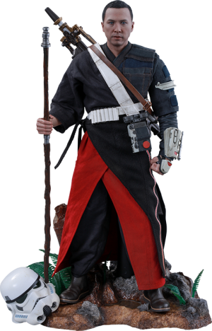 Chirrut Imwe Deluxe Version Sixth Scale Figure