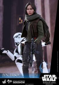 Gallery Image of Jyn Erso Sixth Scale Figure