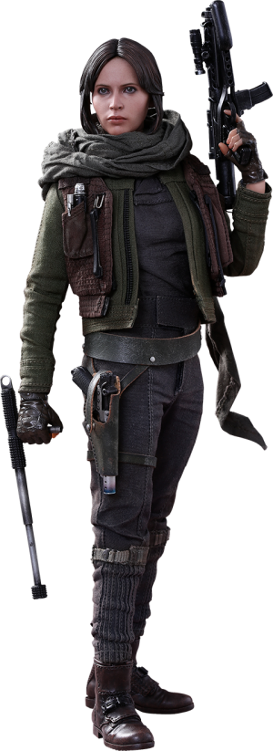 Jyn Erso Sixth Scale Figure