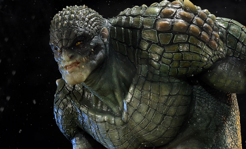 Gallery Feature Image of Killer Croc Statue - Click to open image gallery