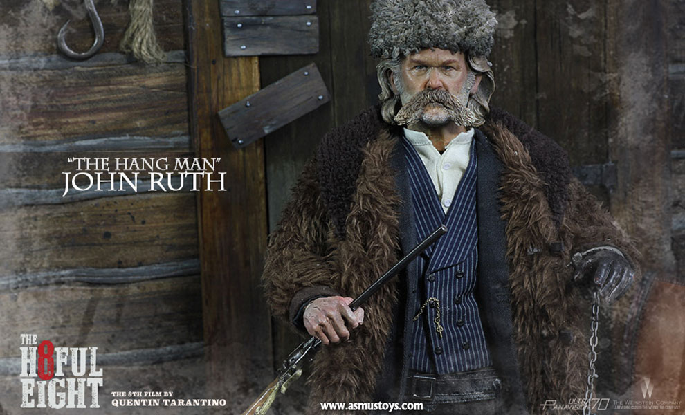 Gallery Feature Image of The Hang Man John Ruth Sixth Scale Figure - Click to open image gallery