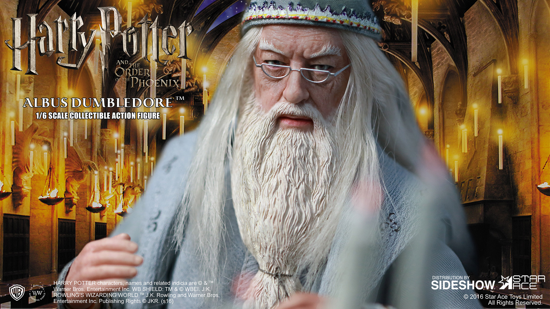 Albus Dumbledore II - Prototype Shown