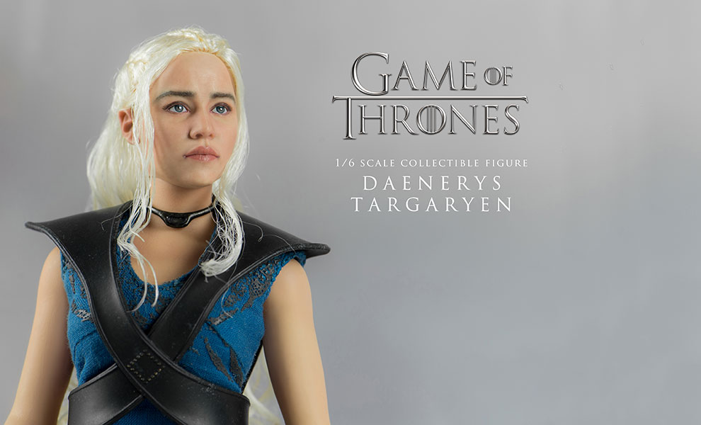 Gallery Feature Image of Daenerys Targaryen Sixth Scale Figure - Click to open image gallery