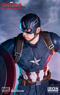 Gallery Image of Captain America Ant-Man Statue
