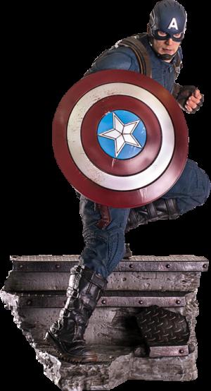 Captain America Ant-Man Statue
