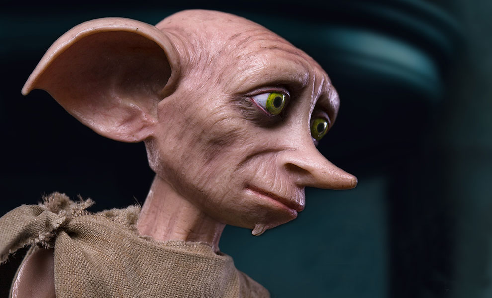 Gallery Feature Image of Dobby Sixth Scale Figure - Click to open image gallery