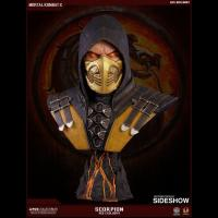 Gallery Image of Scorpion Hellfire MKX Life-Size Bust