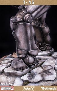 Gallery Image of T-45 Power Armor Statue
