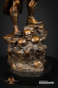 Gallery Image of Death Dealer Faux Bronze Statue