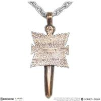 Gallery Image of Shard's Crest Pendant Necklace Jewelry