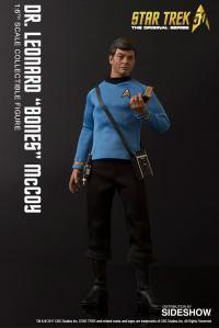 Gallery Image of Dr Leonard Bones McCoy Sixth Scale Figure