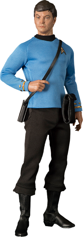 Quantum Mechanix Dr Leonard Bones McCoy Sixth Scale Figure