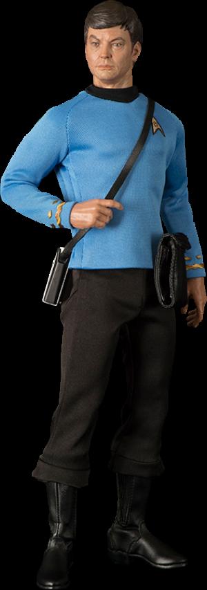 Dr Leonard Bones McCoy Sixth Scale Figure