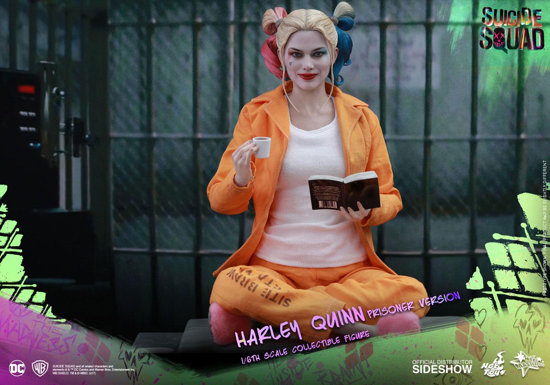 1//6 Harley Quinn prisoner figure w// phicen body Suicide Squad SET018 ❶USA❶