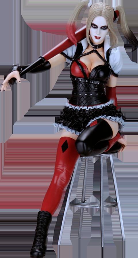 Yamato USA Harley Quinn Statue