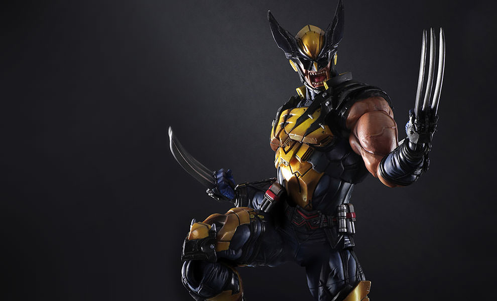 Gallery Feature Image of Wolverine Collectible Figure - Click to open image gallery