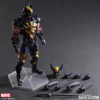 Gallery Image of Wolverine Collectible Figure