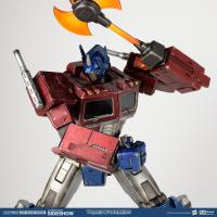 Gallery Image of Optimus Prime Classic Edition Collectible Figure