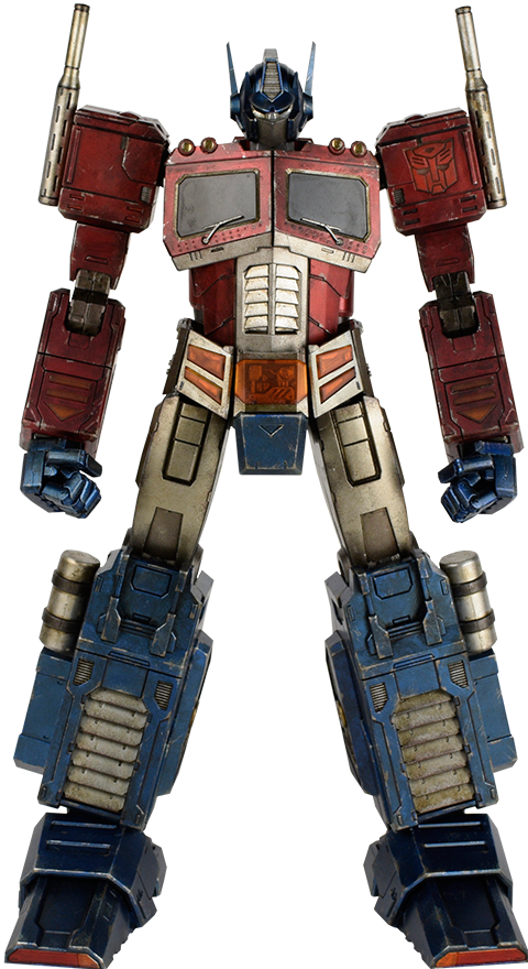 ThreeA Toys Optimus Prime Classic Edition Collectible Figure