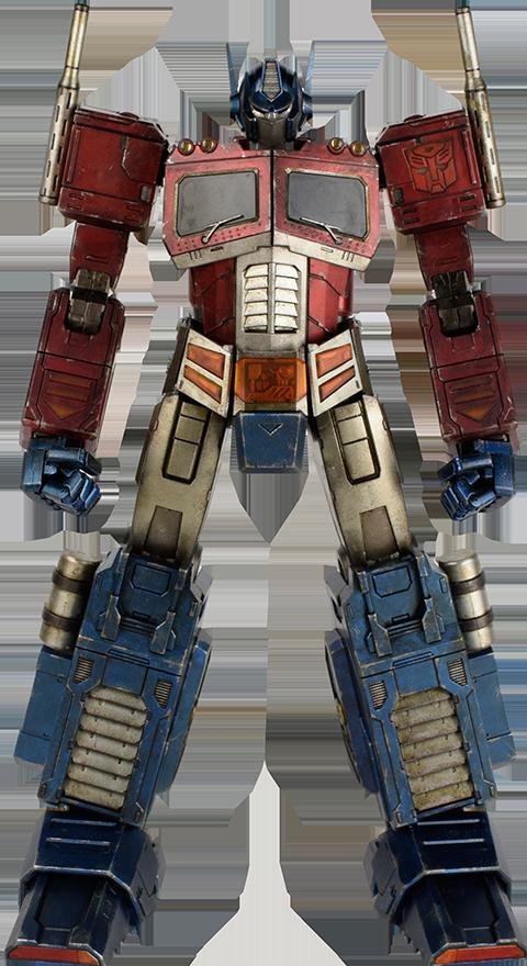 ThreeA Toys Optimus Prime Classic Edition Collectible Figure
