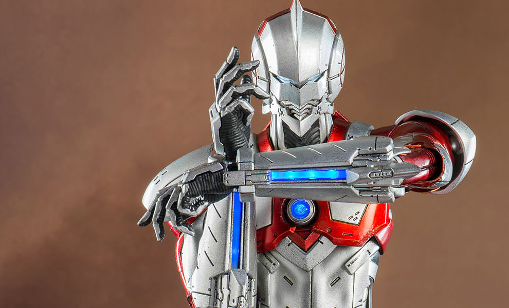 Gallery Feature Image of Ultraman Suit Sixth Scale Figure - Click to open image gallery