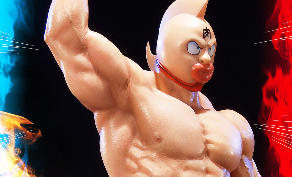 Gallery Feature Image of Kinnikuman Statue - Click to open image gallery