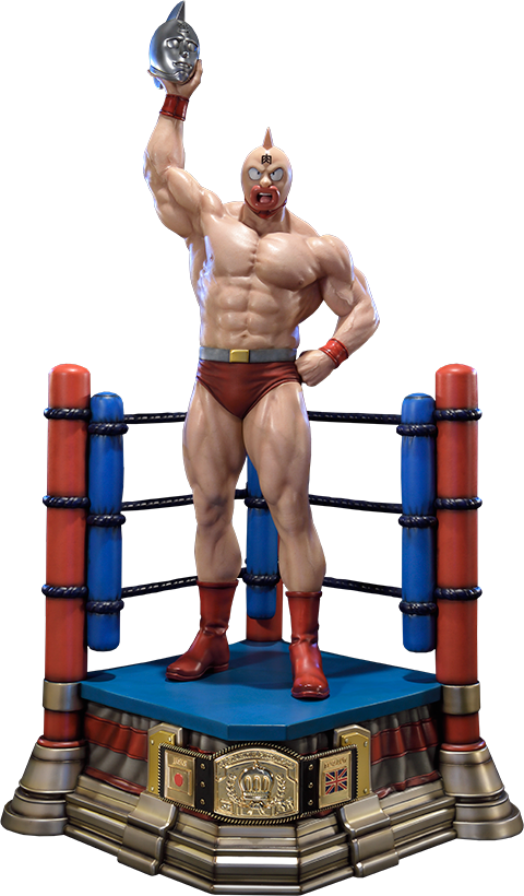 Prime 1 Studio Kinnikuman Statue