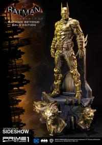 Gallery Image of Batman Beyond - Gold Edition Statue