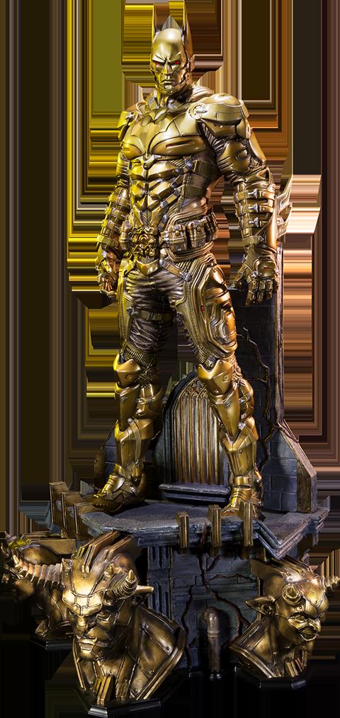Prime 1 Studio Batman Beyond - Gold Edition Statue
