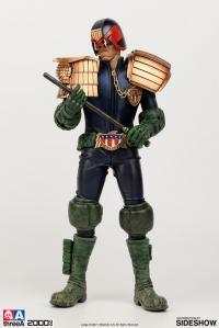 Gallery Image of Apocalypse War Judge Dredd Sixth Scale Figure