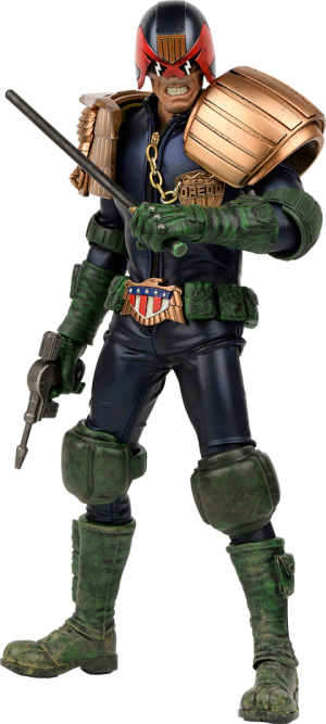 Apocalypse War Judge Dredd Sixth Scale Figure