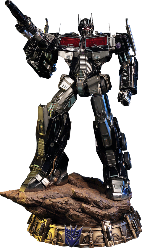 Prime 1 Studio Nemesis Prime Transformers Generation 1 Statue