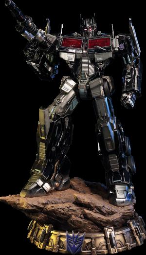 Nemesis Prime Transformers Generation 1 Statue