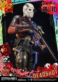 Gallery Image of Deadshot Statue