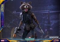 Gallery Image of Rocket Sixth Scale Figure