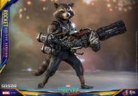 Gallery Image of Rocket Deluxe Version Sixth Scale Figure