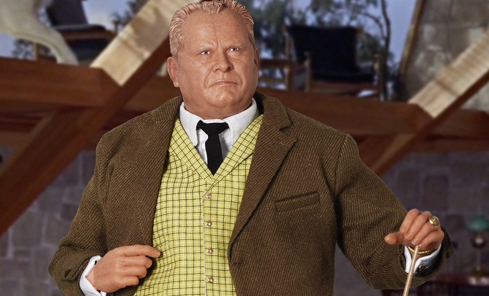 Gallery Feature Image of Auric Goldfinger Sixth Scale Figure - Click to open image gallery