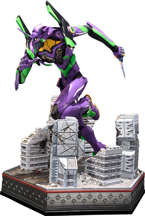 Prime 1 Studio EVA Test Type-01 Statue