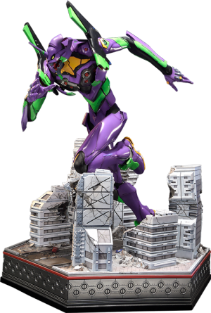 EVA Test Type-01 Statue