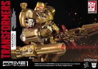 Gallery Image of Megatron Gold Edition - Transformers Generation 1 Statue