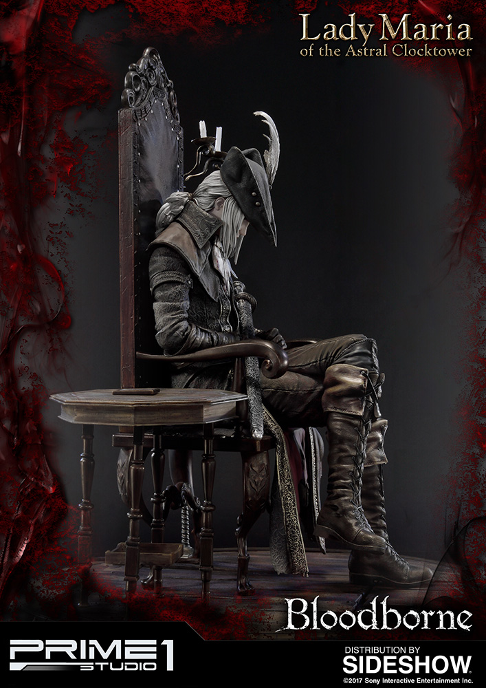 Bloodborne: The Old Hunters Lady Maria of the Astral Clockto