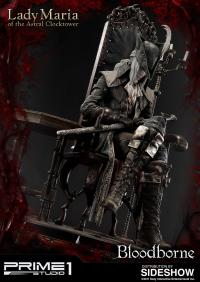 Gallery Image of Lady Maria of the Astral Clocktower Statue