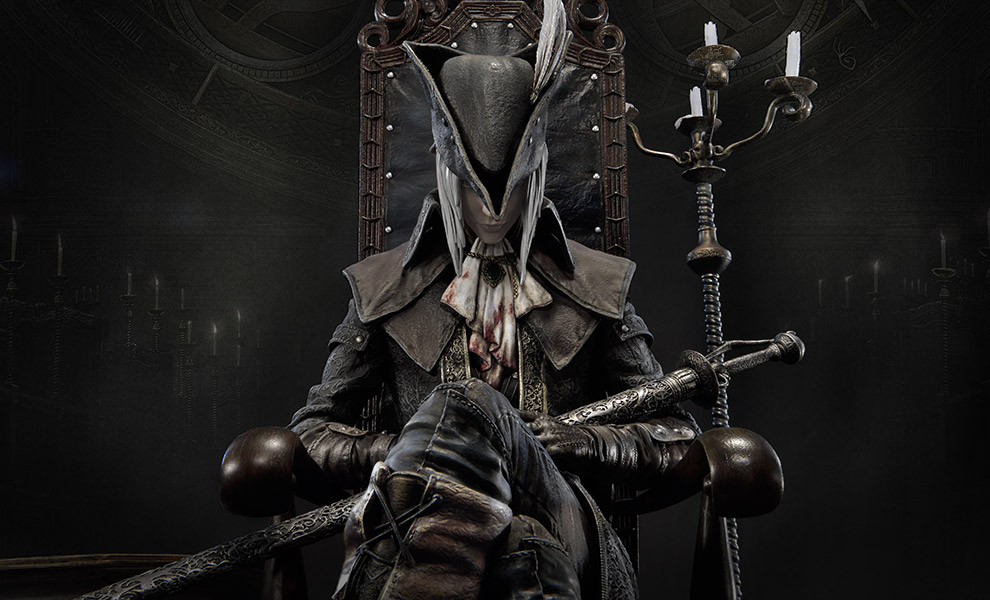 Gallery Feature Image of Lady Maria of the Astral Clocktower Statue - Click to open image gallery