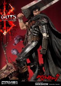 Gallery Image of Guts The Black Swordsman Statue
