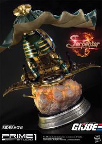 Gallery Image of Serpentor Statue